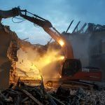 Eljot Expert - Firma wyburzeniowa, roboty ziemne, rozbiórki budynków, wyburzenia, wynajem koparki